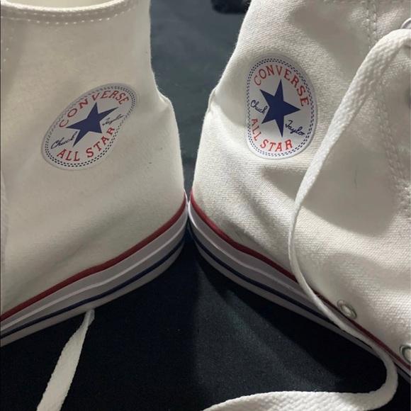 Converse Chuck Taylor Hi Top Shoes